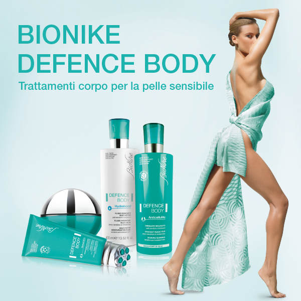 Promozione Bionike defence body